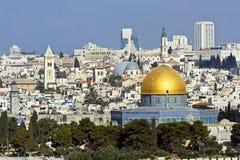 Иерусалим Стоковое Изображение RF