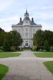 大道城堡 免版税库存照片