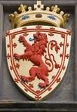 κάστρο Εδιμβούργο Στοκ φωτογραφίες με δικαίωμα ελεύθερης χρήσης