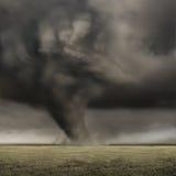 强大的龙卷风 库存图片