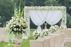 венчание приема обзора Стоковые Изображения RF
