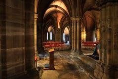 大教堂格拉斯哥 免版税库存照片
