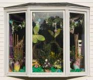παράθυρο κόλπων Στοκ φωτογραφία με δικαίωμα ελεύθερης χρήσης