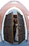 венчание пар церков Стоковое Фото
