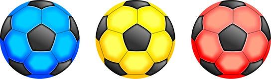 футбол шариков Стоковая Фотография RF