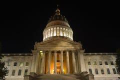 国会大厦状态西方的弗吉尼亚 库存图片