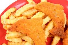 рыбы обломоков Стоковая Фотография