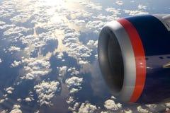 αεροπορικές μεταφορές Στοκ Εικόνες
