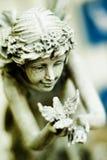 神仙的雕象 免版税库存图片