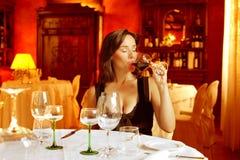 вино дегустации Стоковое Фото
