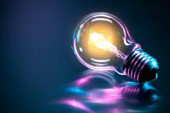свет шарика Стоковые Фотографии RF