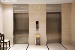 电梯 免版税库存图片