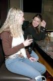 счастливые женщины Стоковая Фотография RF