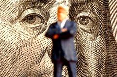 финансовохозяйственная сила Стоковое Изображение