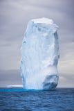 приантарктический айсберг Стоковая Фотография RF