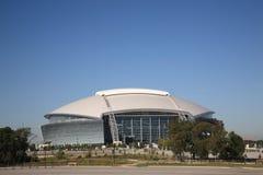 牛仔达拉斯体育场 免版税图库摄影