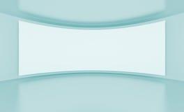 宽屏幕 免版税库存照片