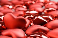 Валентайн сердец Стоковые Фотографии RF