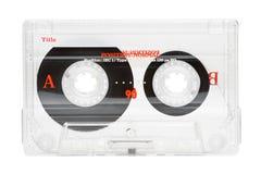 录音磁带 库存图片