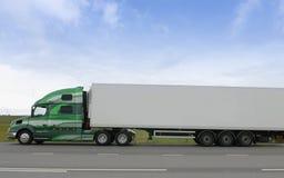 超级卡车 免版税库存照片