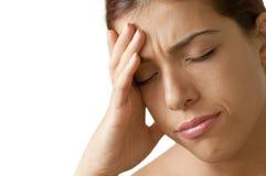 болячка головной боли Стоковая Фотография