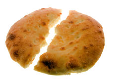 белизна хлебца Стоковое Изображение