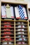 рубашки галстука Стоковые Изображения RF