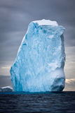приантарктический айсберг Стоковые Фотографии RF