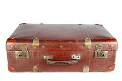 παλαιά βαλίτσα Στοκ Εικόνες