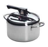 烹饪器材压 免版税库存图片