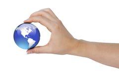 现有量世界 免版税库存照片