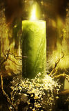 свечка Стоковая Фотография