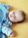 спать младенца Стоковое Изображение RF