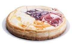 乳酪蛋糕 库存照片