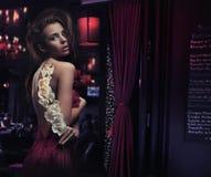 детеныши повелительницы сексуальные Стоковое Фото