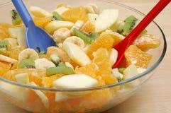 水果沙拉 免版税库存图片