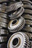 запасная часть частей шестерен Стоковое фото RF