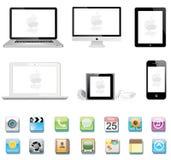 苹果收集 免版税图库摄影
