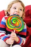 糖果甜点 免版税库存图片