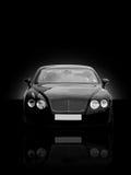 экзекьютив автомобиля Стоковое фото RF