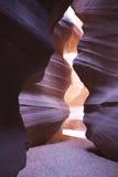 каньон антилопы Стоковые Фото