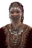 серебряная вуаль Стоковое Фото