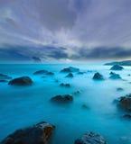 море места вечера Стоковое фото RF