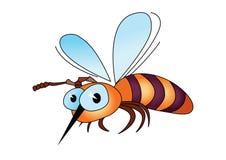 шарж пчелы Стоковые Изображения RF