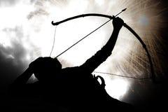 стародедовские войны Стоковые Изображения