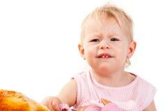 Να φωνάξει μωρών Στοκ εικόνες με δικαίωμα ελεύθερης χρήσης