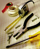 通用维护工具 免版税图库摄影