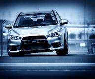 汽车体育运动 免版税库存图片