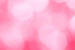 闪烁粉红色 库存照片