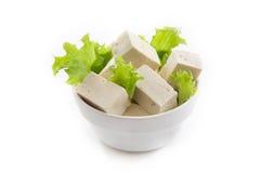 豆腐 库存照片
